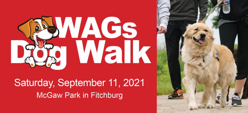 WAGS Dog Walk
